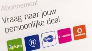 Vodafone en T-Mobile gedagvaard voor misleiding