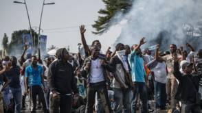 President Bongo toch herkozen in Gabon