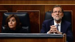 Spaanse premier Rajoy verliest vertrouwensstemming