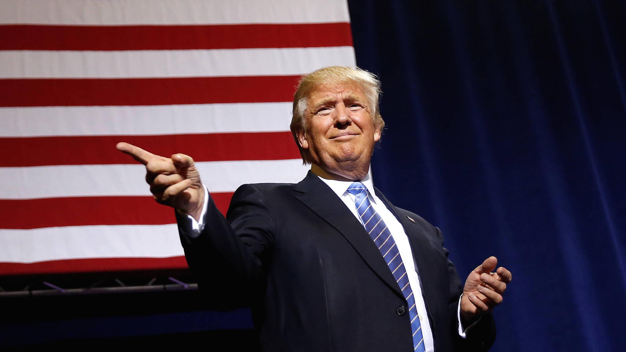 Trump Zaaide Jarenlang Twijfel Over De Wieg Van Obama