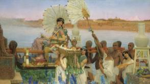 Zonder Alma-Tadema geen 'Gladiator'