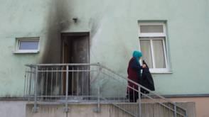 Aanslagen op moskee en congrescentrum in Dresden