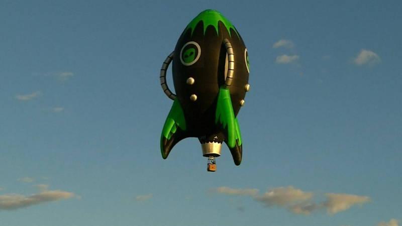 Grootste luchtballonfestival van de wereld nos jeugdjournaal - Scherm thuis van de wereld ...