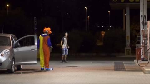 Gewone clowns boos op 39 enge clowns 39 nos jeugdjournaal for Clown almere
