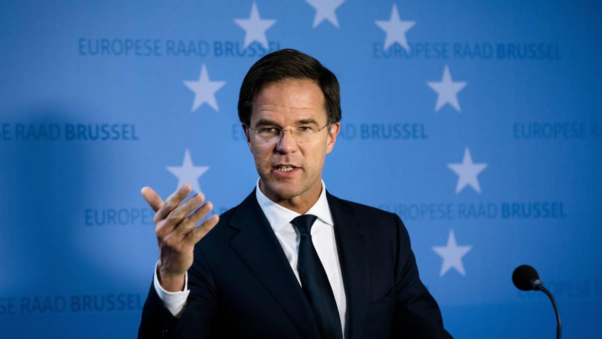 Hartekreet Rutte voor steun oplossing Oekraïne-referendum