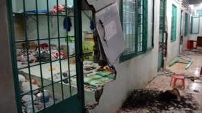 Drugsverslaafden ontsnappen uit kliniek Vietnam