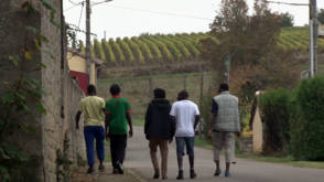 Bekijk details van Van Calais naar Chardonnay, migranten moeten even wennen