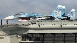 Bekijk details van Mogelijk toch geen Spaanse brandstof voor Russisch flottielje