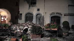Het midden van Italië beeft, alweer