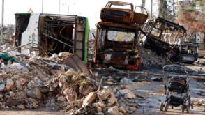 Veiligheidsraad weer niet eens over bestand in Aleppo