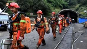 Tientallen doden bij explosies in Chinese steenkoolmijnen