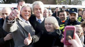 PVV-leider Wilders zoekt gemeenteraadsleden