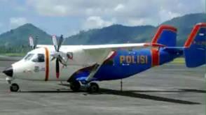 Indonesisch politievliegtuig vermist