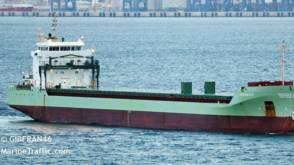 Bekijk details van Bemanning MS Pioneer 'gevangen' in Gibraltar