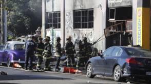 Bekijk details van Vermoedelijk tientallen doden bij brand dancefeest in Oakland