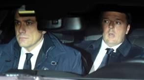 Italiaanse premier Renzi blijft nog even aan