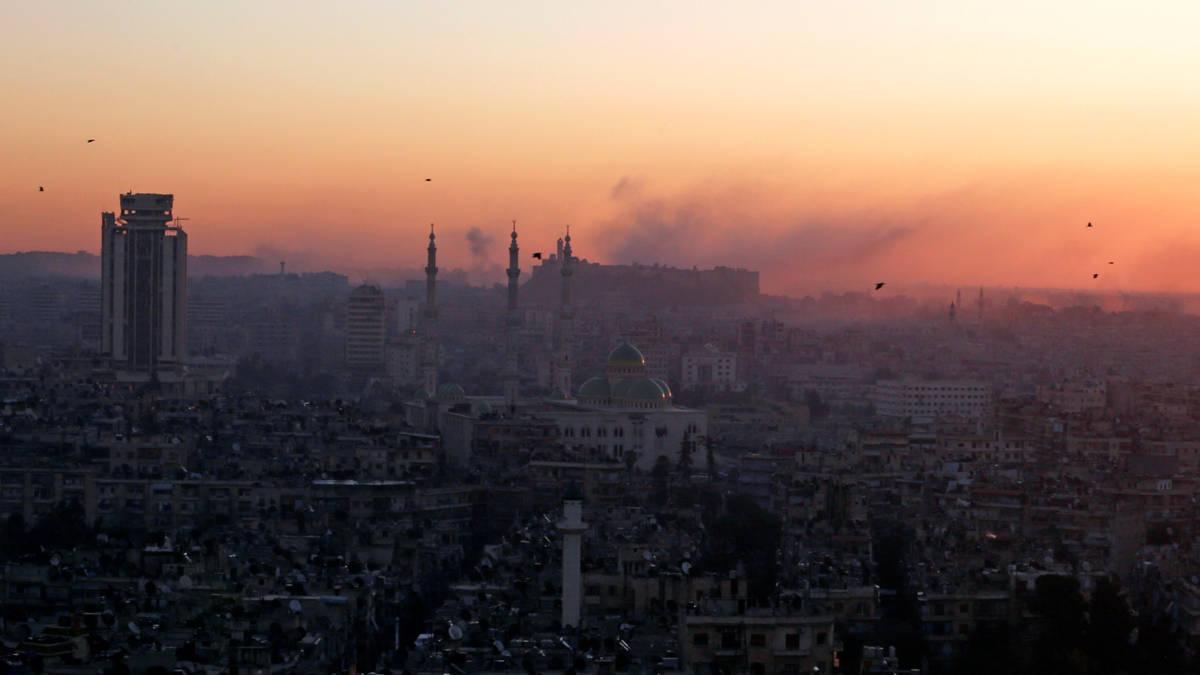 Oude stadshart Aleppo helemaal heroverd door leger
