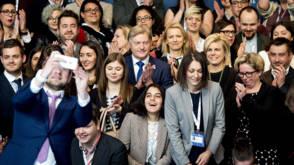 EU wil jonge vrijwilligers naar rampgebieden sturen