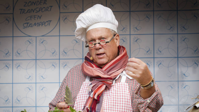 Tv Kok En Restauranthouder Joop Braakhekke Overleden Nos