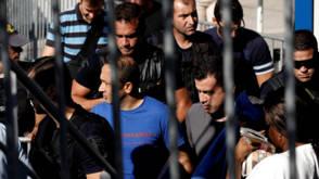 Bekijk details van Griekenland levert Turkse militairen niet uit