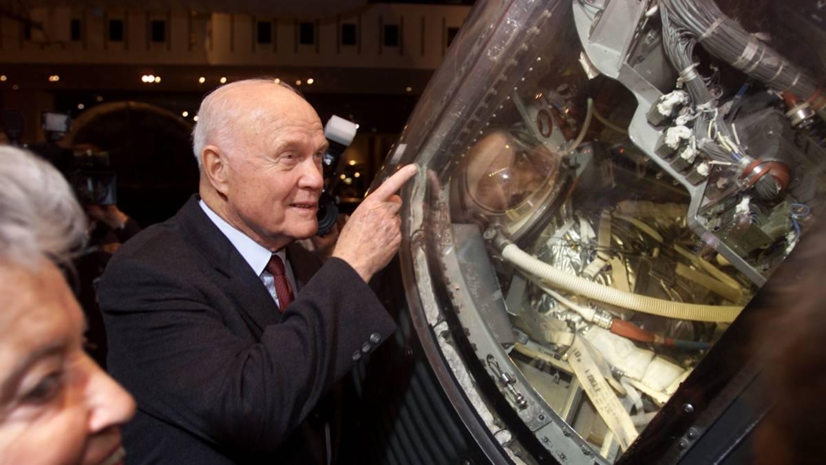 Amerikaanse ruimteheld John Glenn overleden