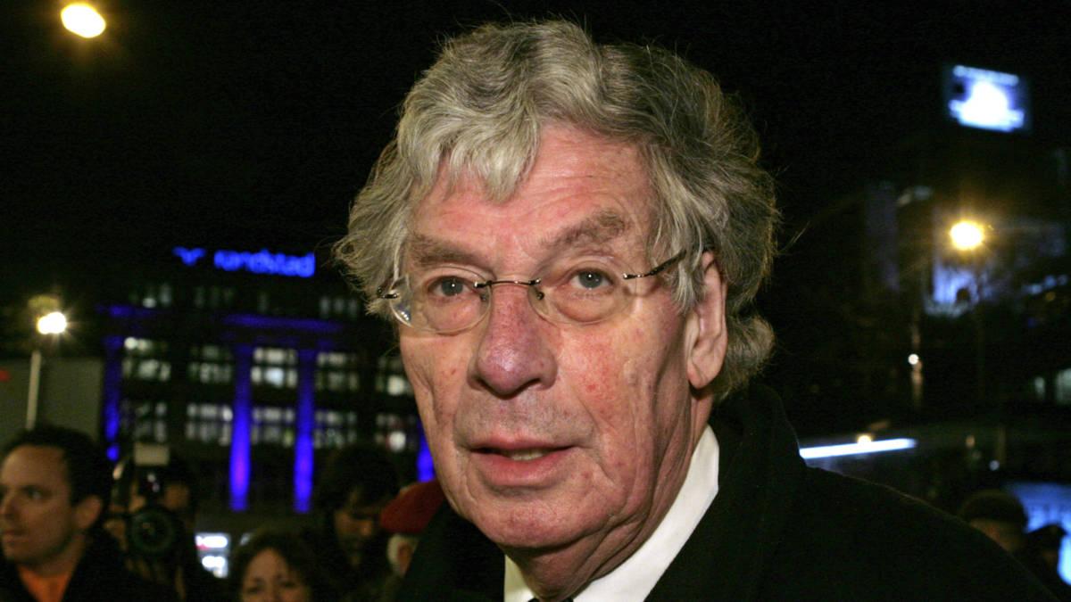 Tekenaar Peter van Straaten (81) overleden