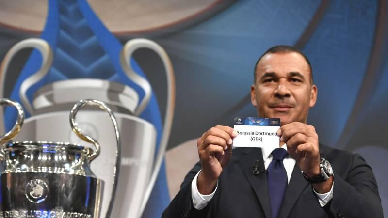 Champions League Loting Picture: Nederland Raakt Vast Champions League-ticket Kwijt