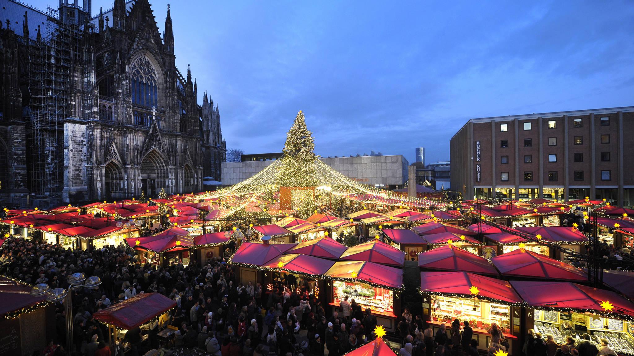 Zorgen Bij Nederlandse Kerstmarktbezoekers Nos