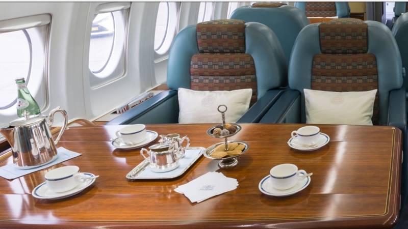 Regeringsvliegtuig PH-KBX staat te koop | NOS