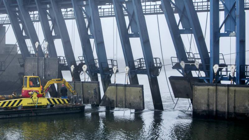 Rijkswaterstaat Blijft Worstelen Met Oplossing Voor Stuw
