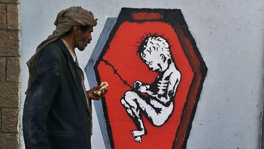 Graffiti by Murad Subay