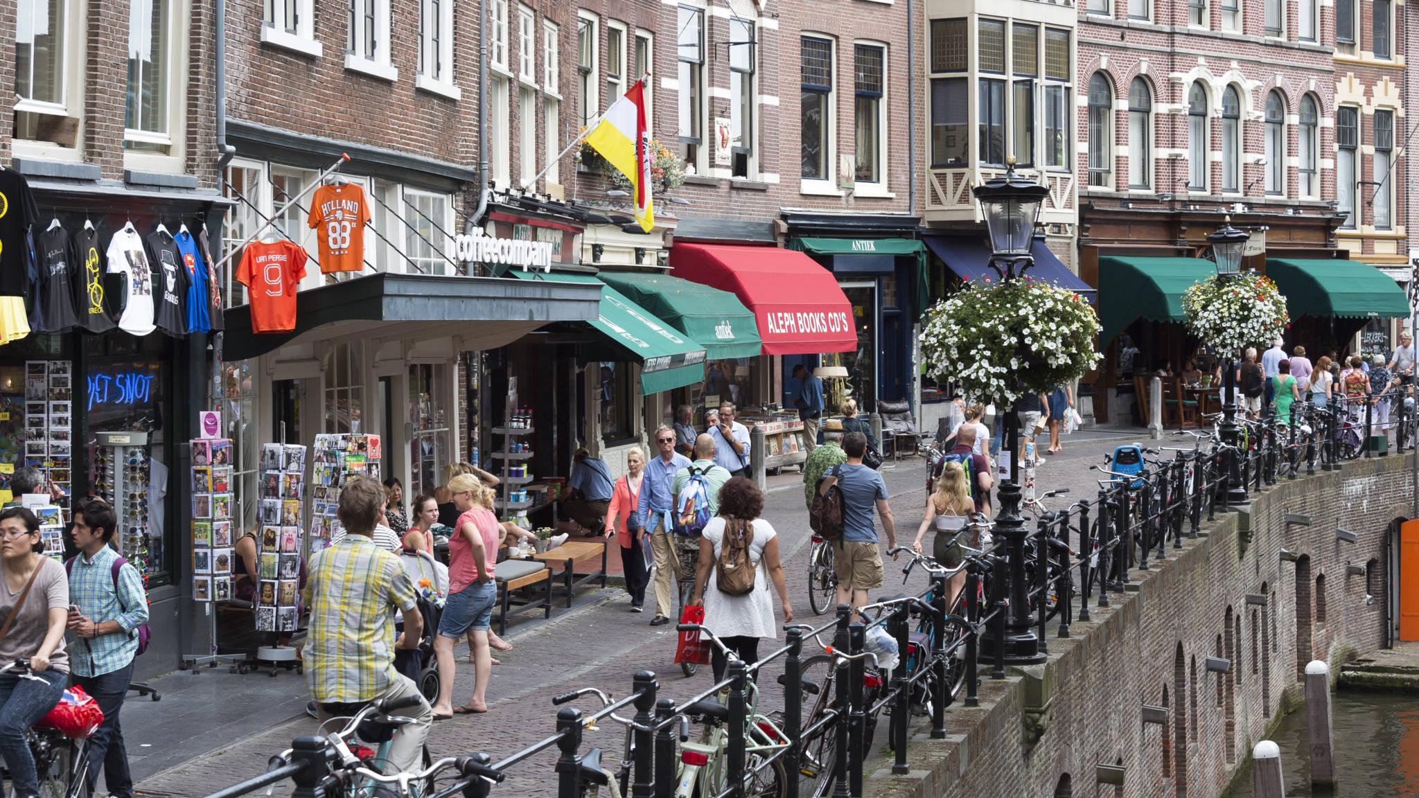 d3cd6200351 Meer koffietentjes en lunchrooms, minder winkels in de stad | NOS