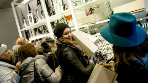 Kledingwinkels in tijden niet zo positief over de verkoop