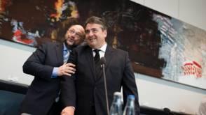Sigmar Gabriel (SPD) wil geen bondskanselier worden