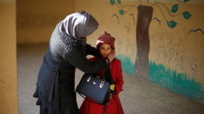 Zeker 16.000 kinderen kunnen weer naar school in Mosul
