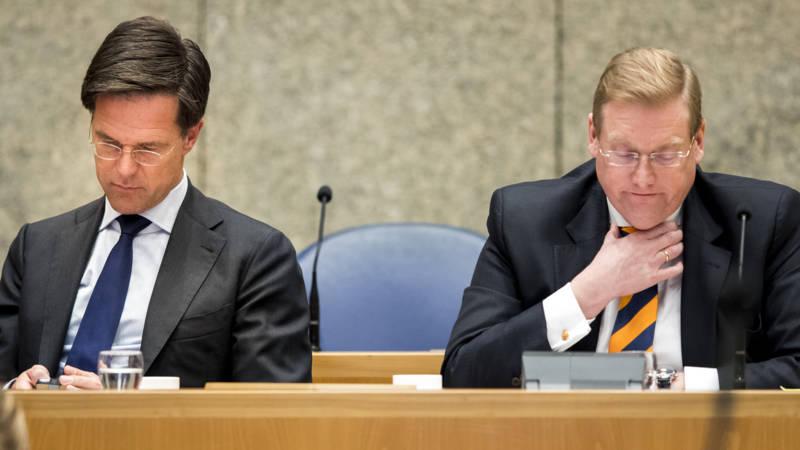 Ard van der steur was minister van laatste kansen nos for Van de steur