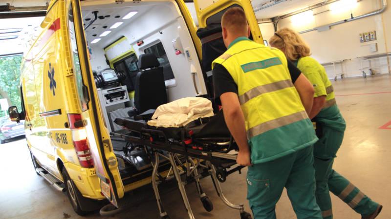 Ambulancepersoneel krijgt kogelwerende vesten
