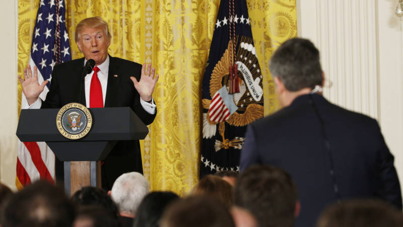Reacties Amerikaanse Pers: Totale Waanzin In