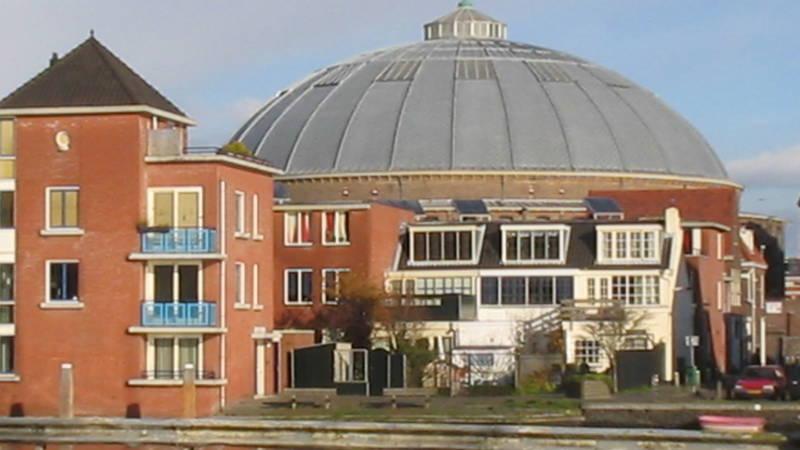 Haarlem krijgt eigen university college in oude gevangenis for Gevangenis de koepel haarlem