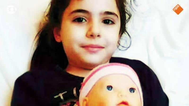 Georgisch meisje Renata (8) overleden aan leukemie