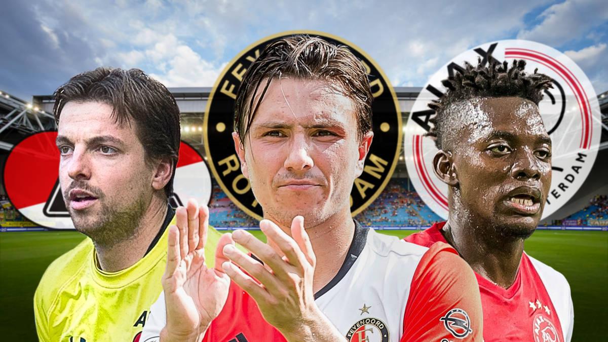 Ajax succesvol met counter, spektakel bij Sparta-Groningen