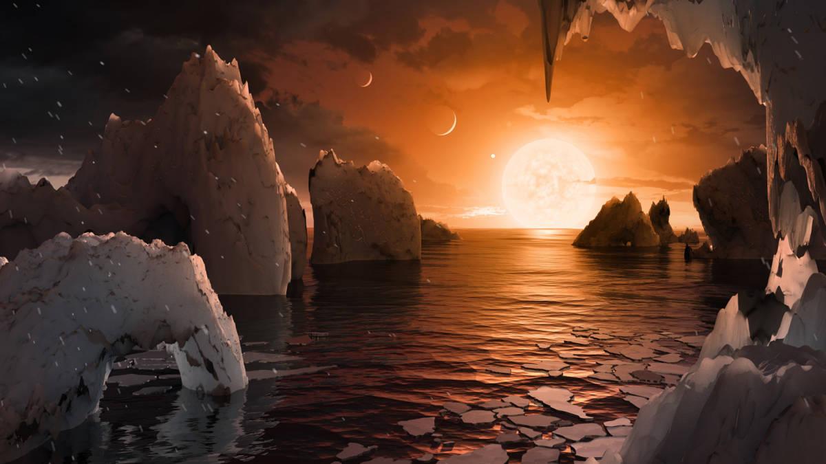 'Deze nieuwe planeten zijn een sensatie: ze staan maar op 40 lichtjaar'