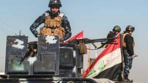 Iraakse leger herovert vliegveld Mosul op IS