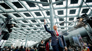 Burgemeester Van Aartsen neemt afscheid van Den Haag