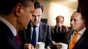 Lijsttrekkersdebat: onenigheid over meer of minder Europa