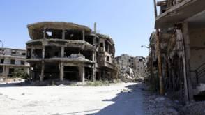 Tientallen doden bij aanvallen op Syrische veiligheidsdienst in Homs