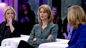 Bekijk details van 'First ladies' oneens over wie in Nederland thuishoort