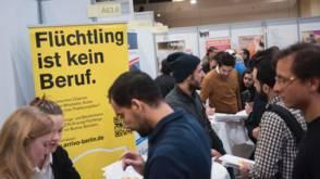 3500 keer geweld tegen vluchtelingen in Duitsland in 2016