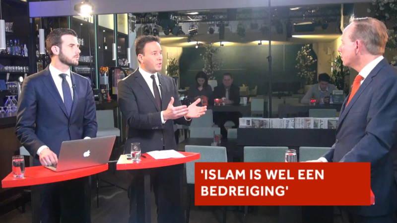 Afbeeldingsresultaat voor debat verkiezingen 2017 islam