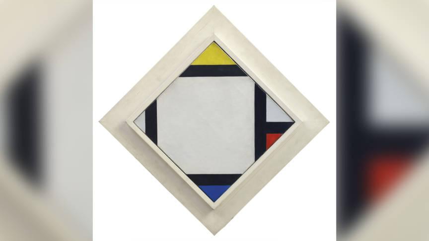 Theo van Doesburg, Contra-Compositie VII